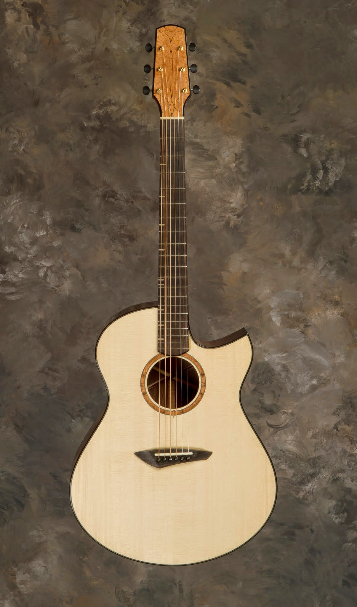 Bashkin Guitars SJ Model Guitar Body