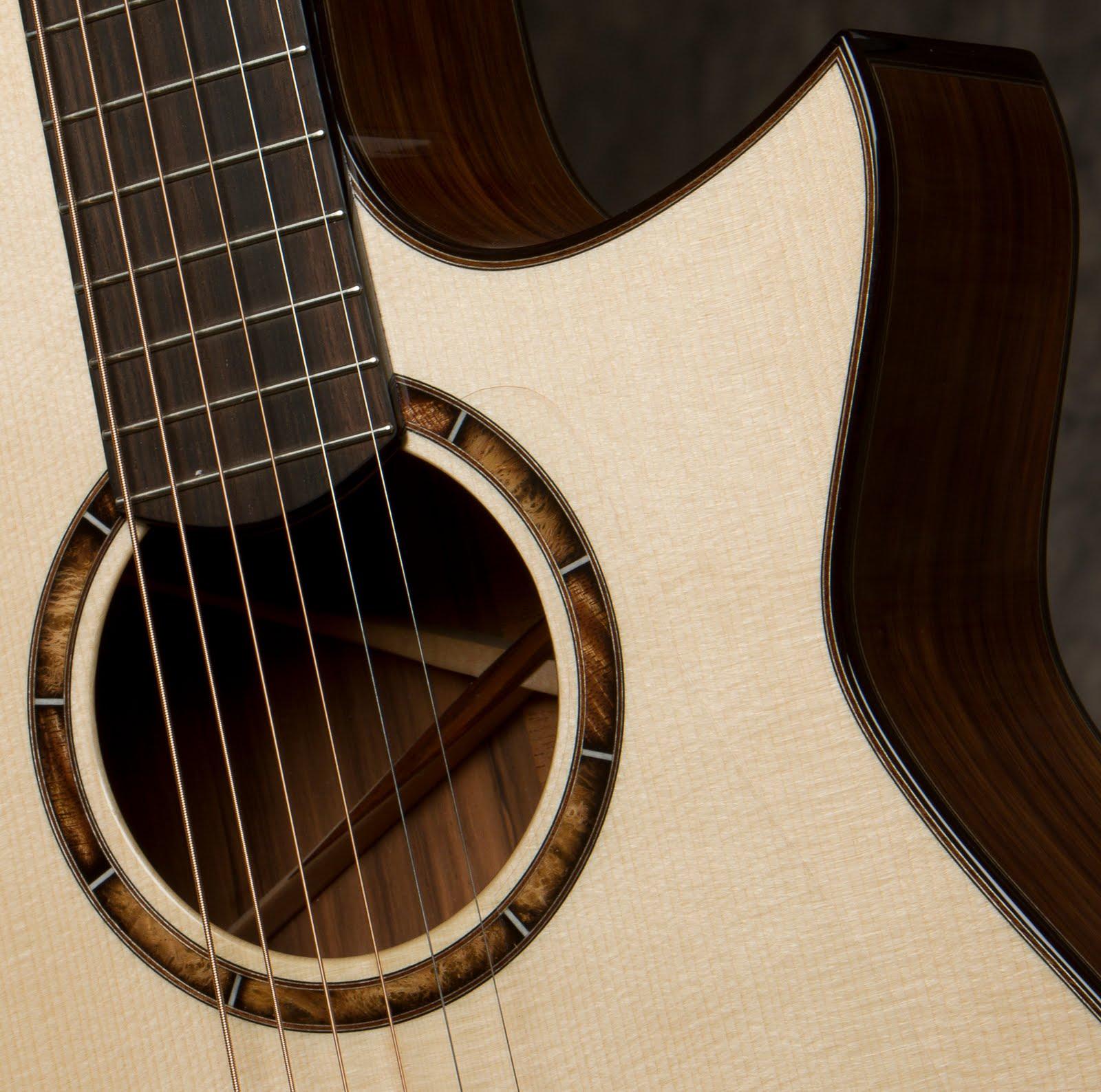 Bashkin Guitars 00 Model Rosette