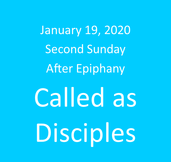 Called as Disciples