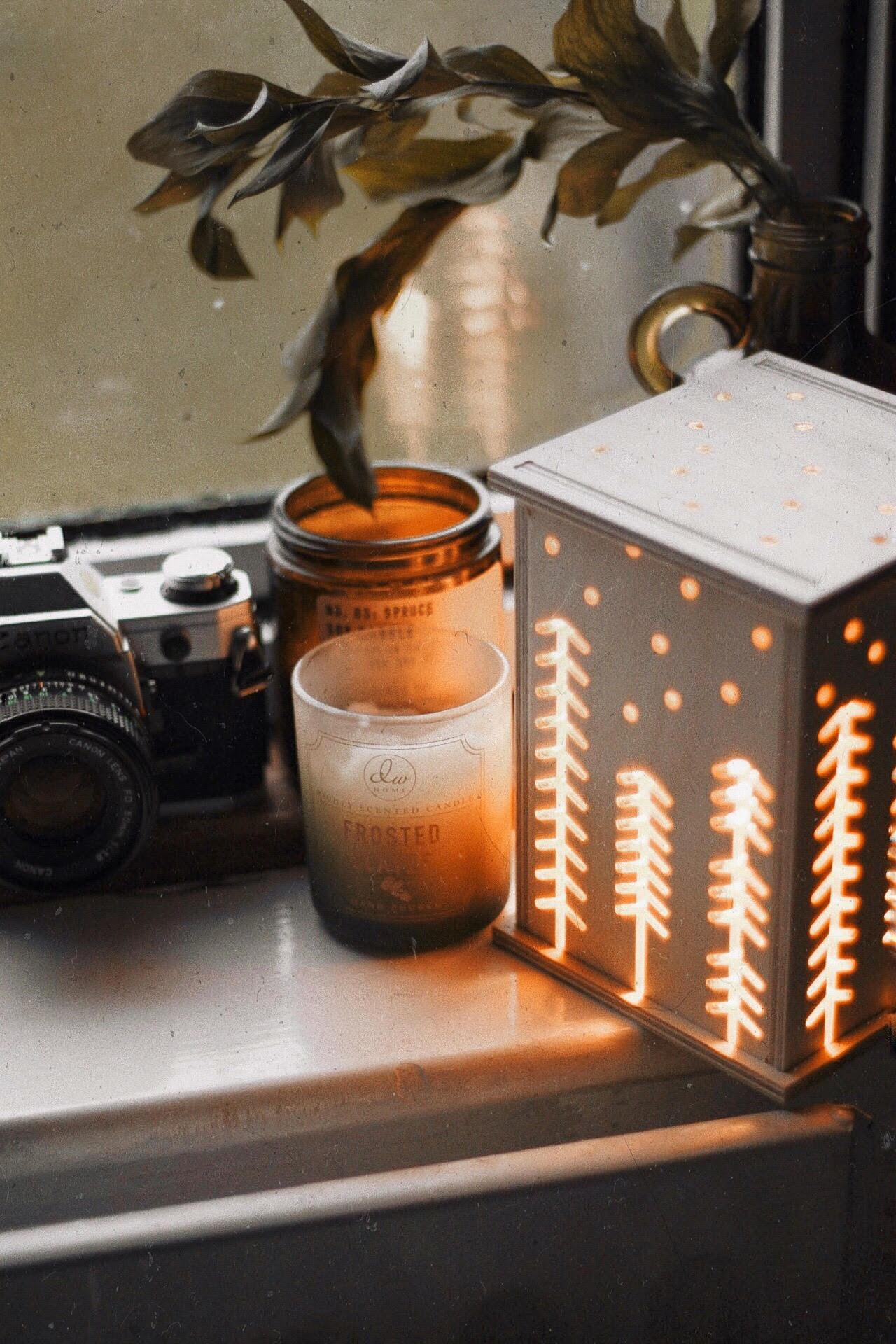 Woodland Light by Bright Corner