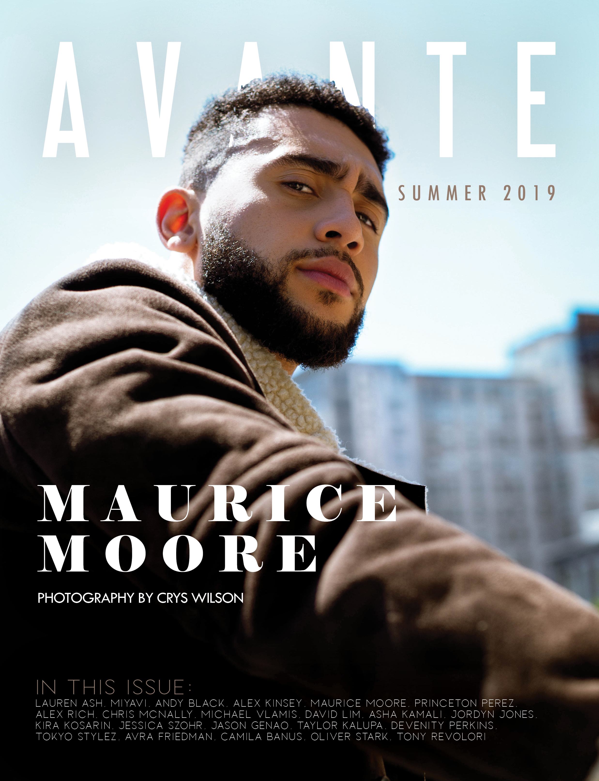 Maurice Moore