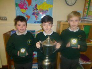 Senior Team (Seán Maguire missed photo)