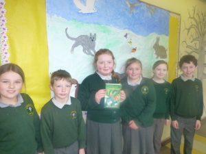 3rd class pupils