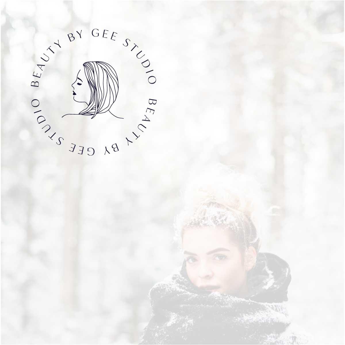 Beauty by Gee Studio •  brand identity