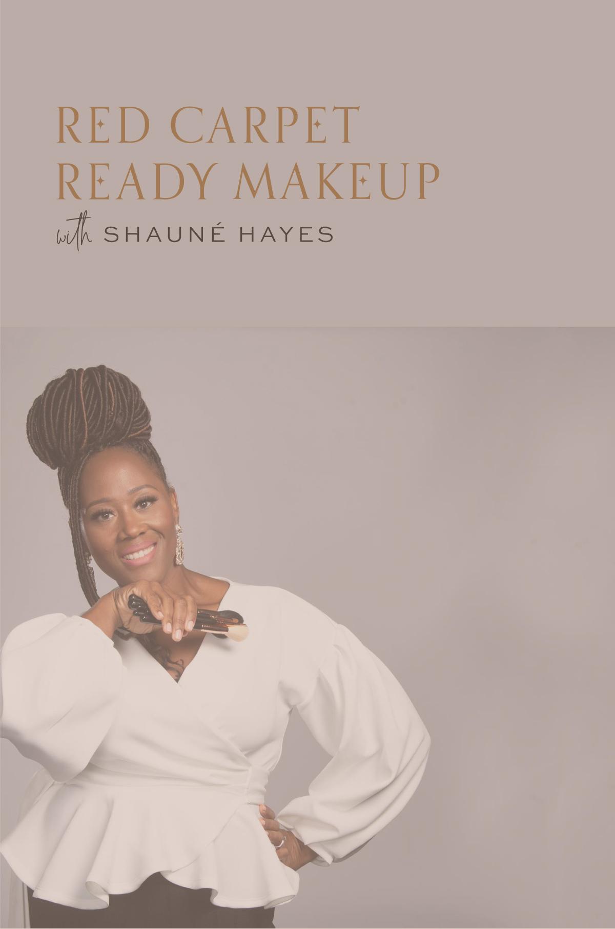 Shauné Hayes •  brand and website design