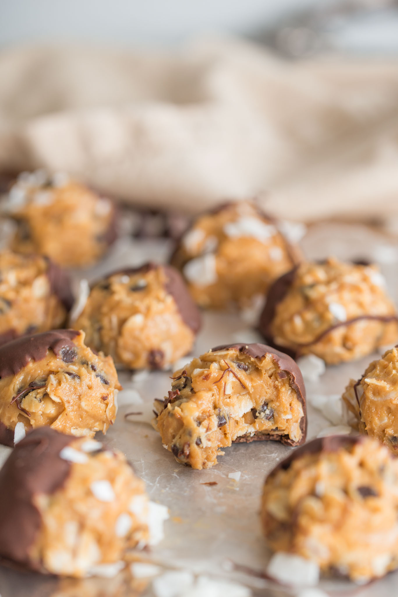Mixed & Measured | Peanut Butter Coconut & Oat Bites-21.jpg