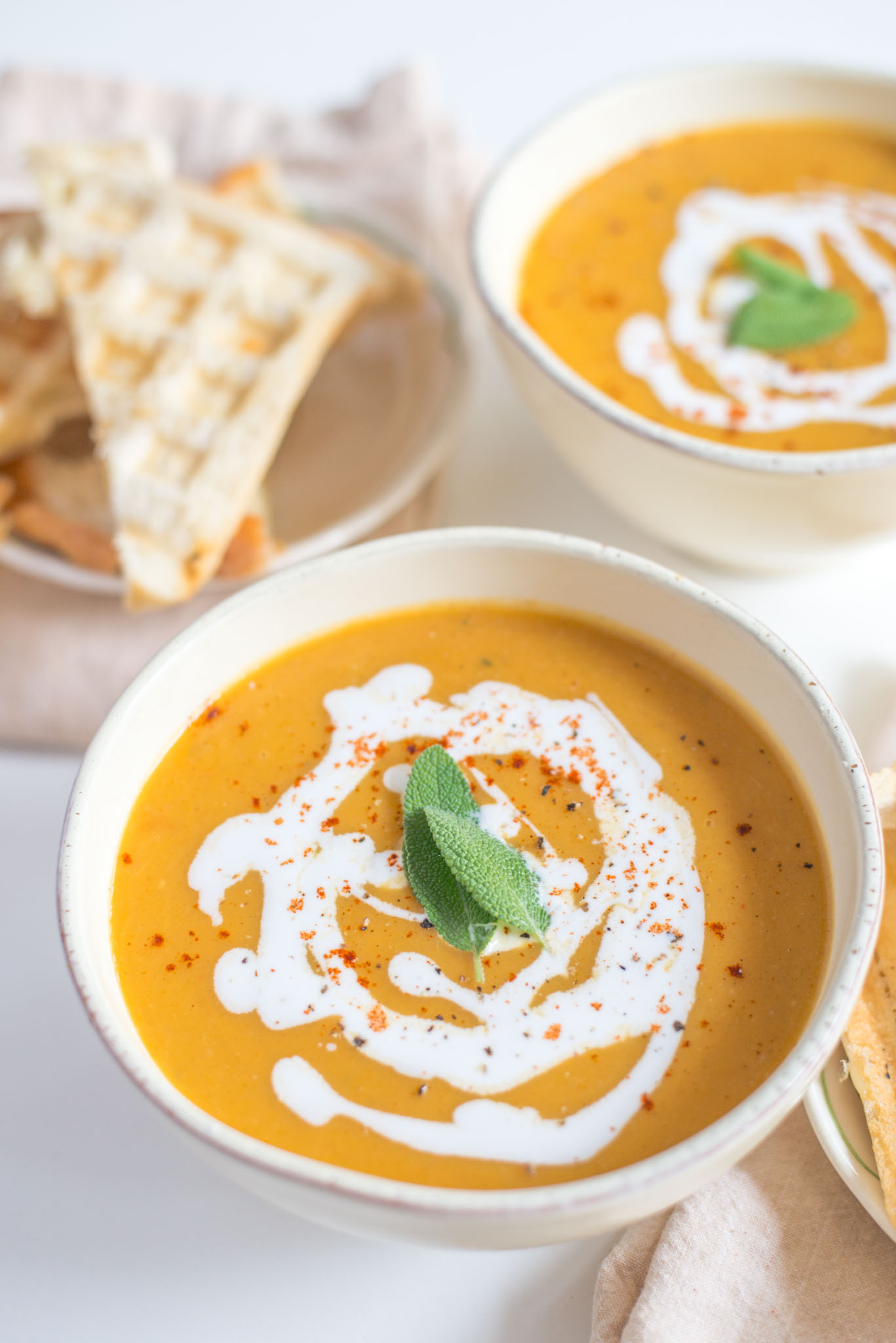 Mixed & Measured | Butternut Squash Soup