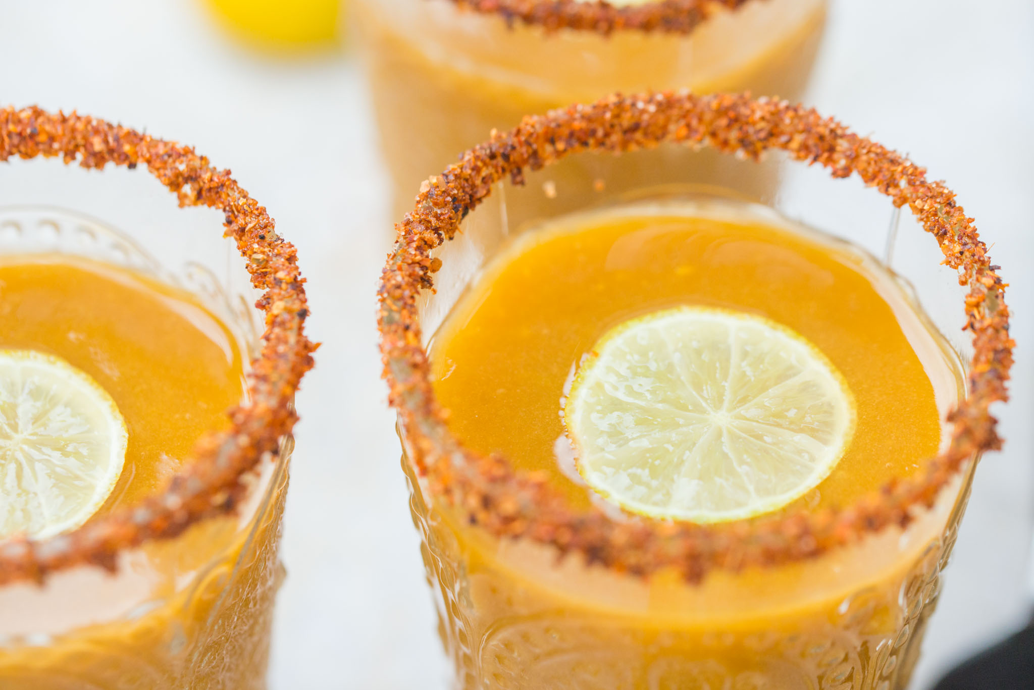 Mixed & Measured | Mango Tamarind Margarita