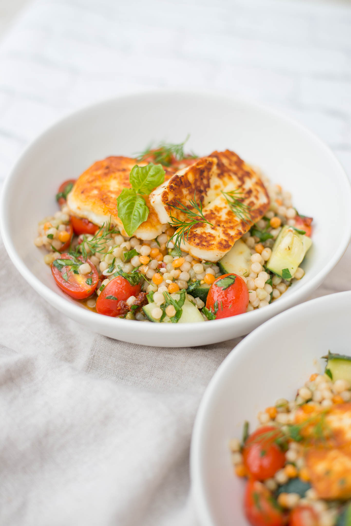 Mixed & Measured | Grilled Halloumi Couscous Salad_-9.jpg