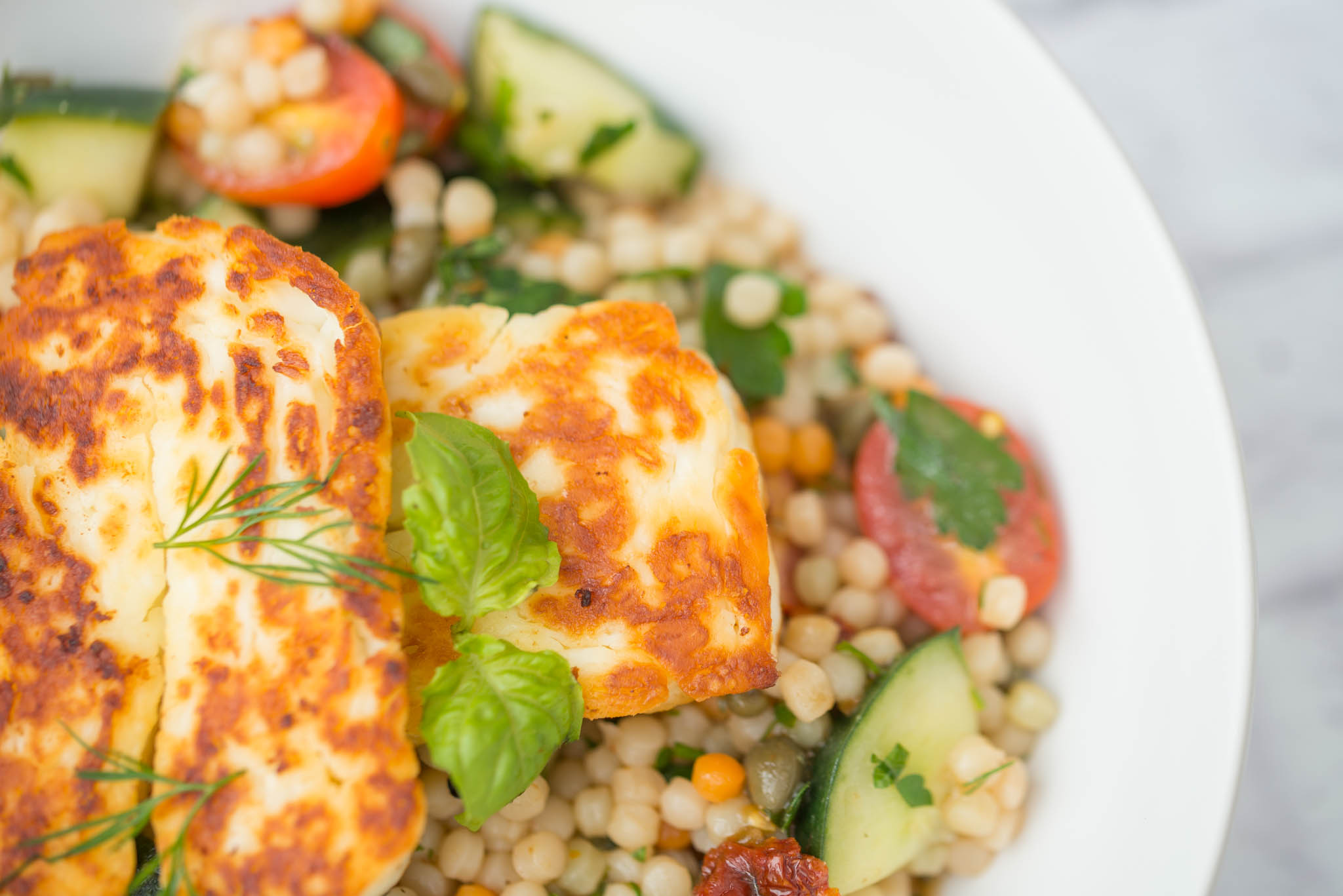 Mixed & Measured | Grilled Halloumi Couscous Salad_-26.jpg