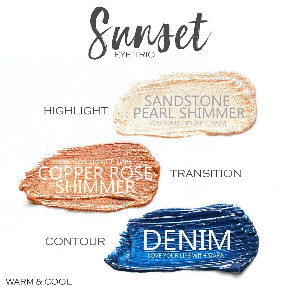 SunSet ShadowSense Trio