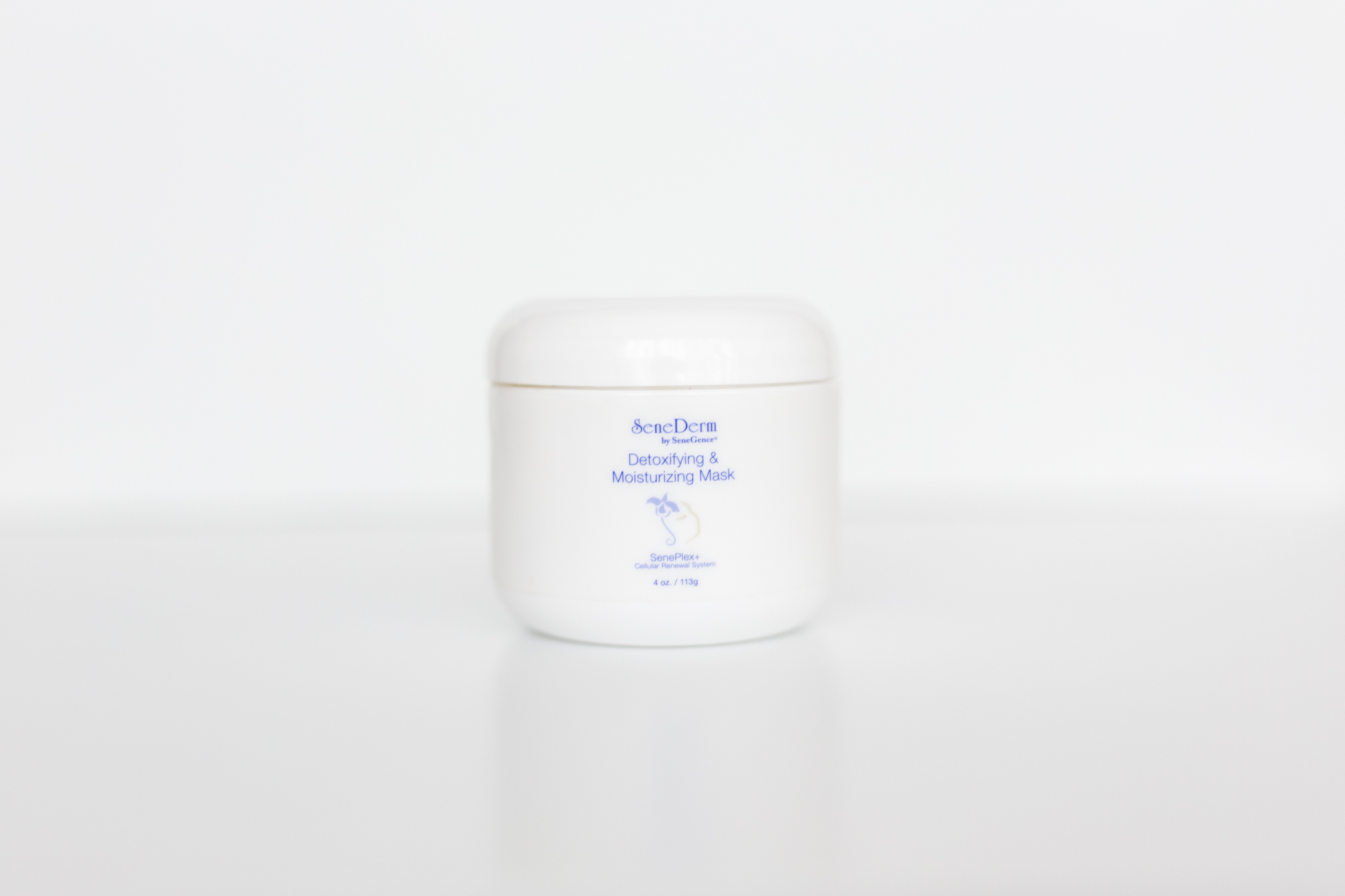 Detoxifying & moisturizing mask - with SenePlex