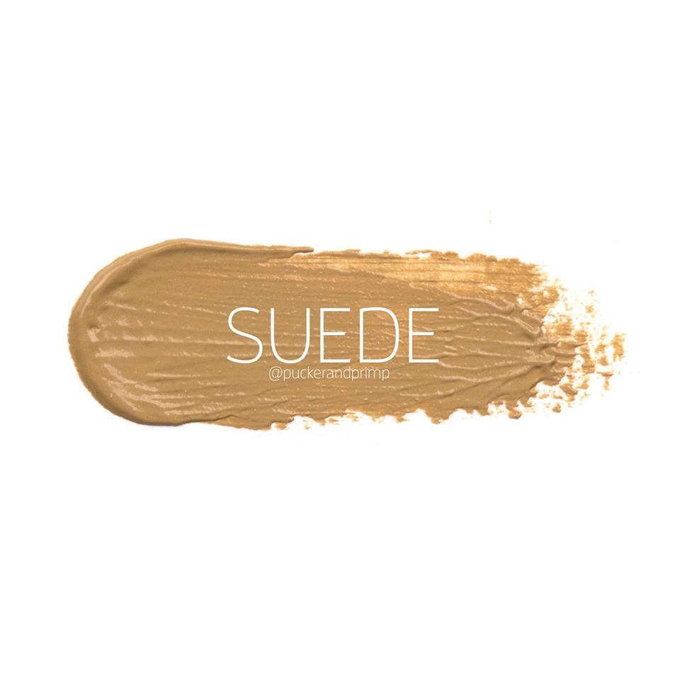 Suede MakeSense Foundations