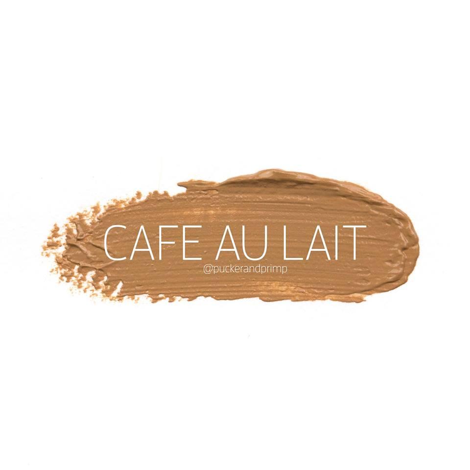 Cafe Au Lait Foundations
