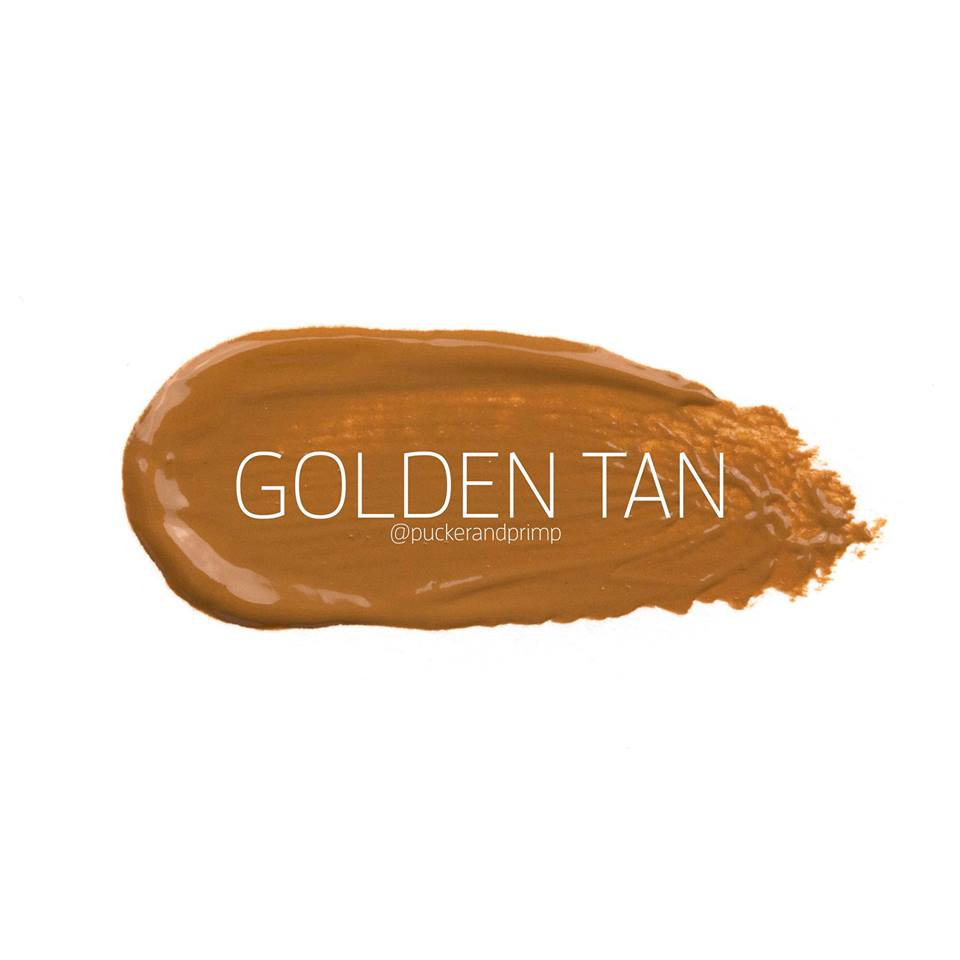 Golden Tan MakeSense Foundation