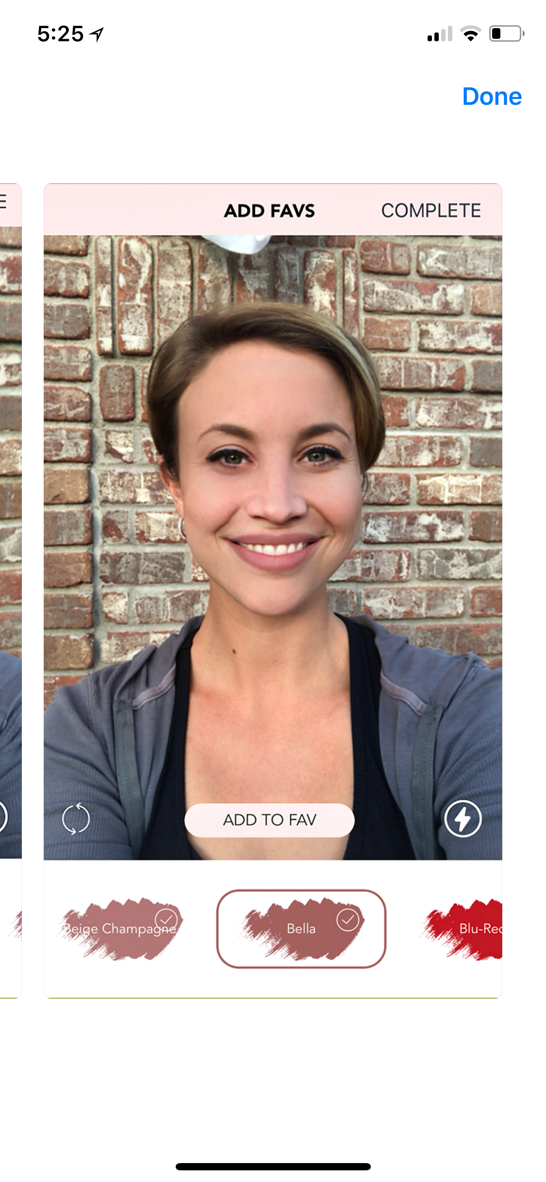 New Virtual Mobile App for LipSense