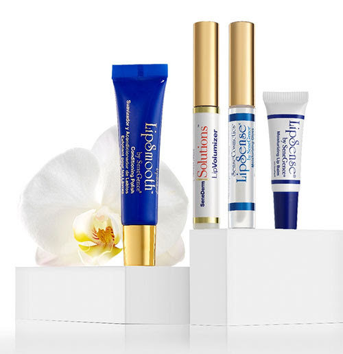 Caring for Your Lips using Senegence Products