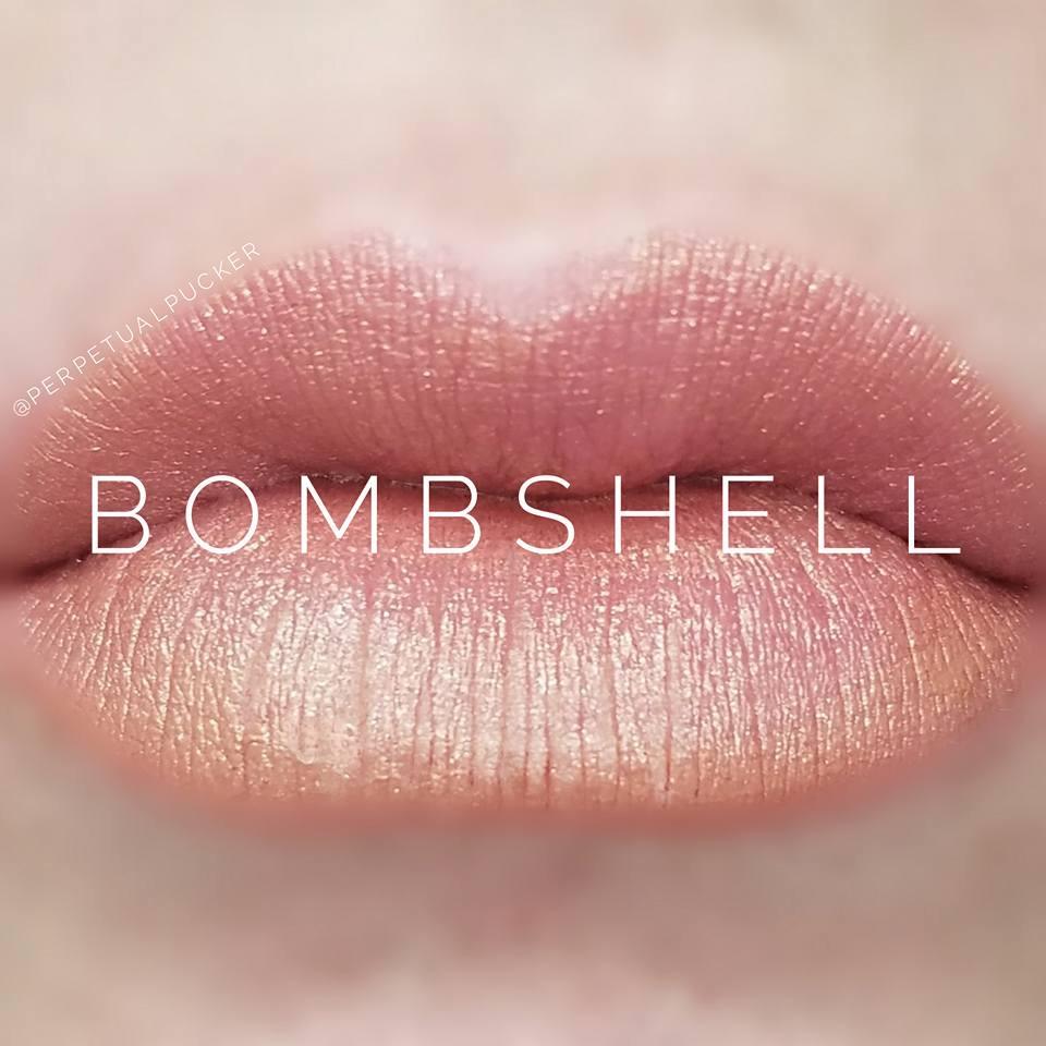 Bombshell LipSense Matte Gloss