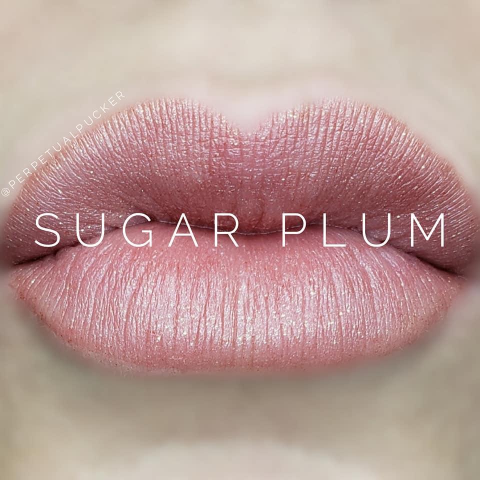 Sugar Plum LipSense Matte Gloss