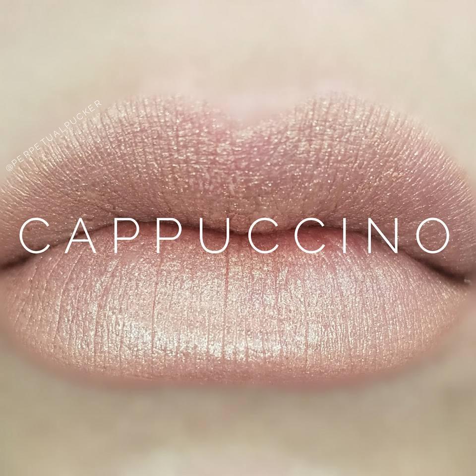 Cappuccino LipSense Matte Gloss