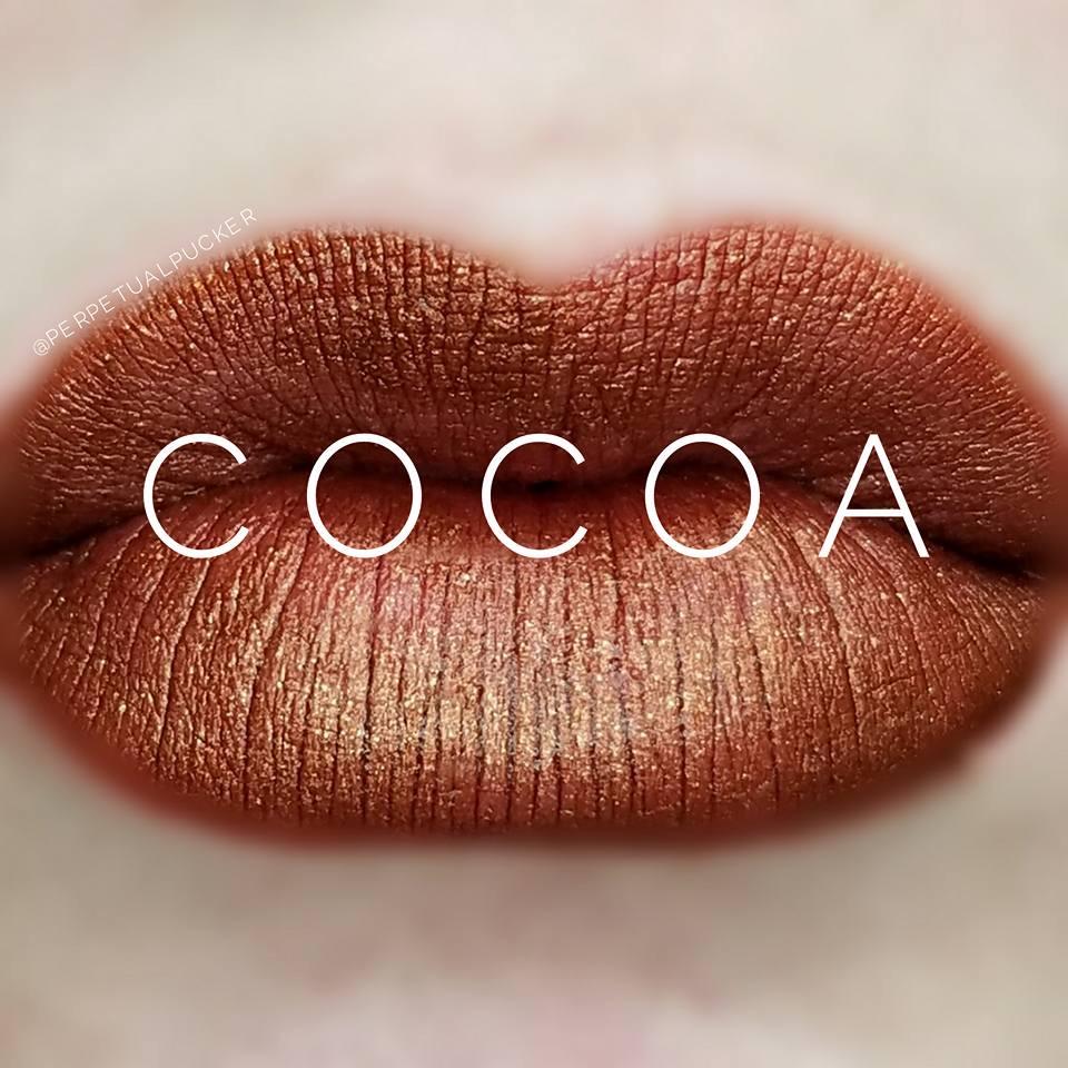 Cocoa Matte Lipsense