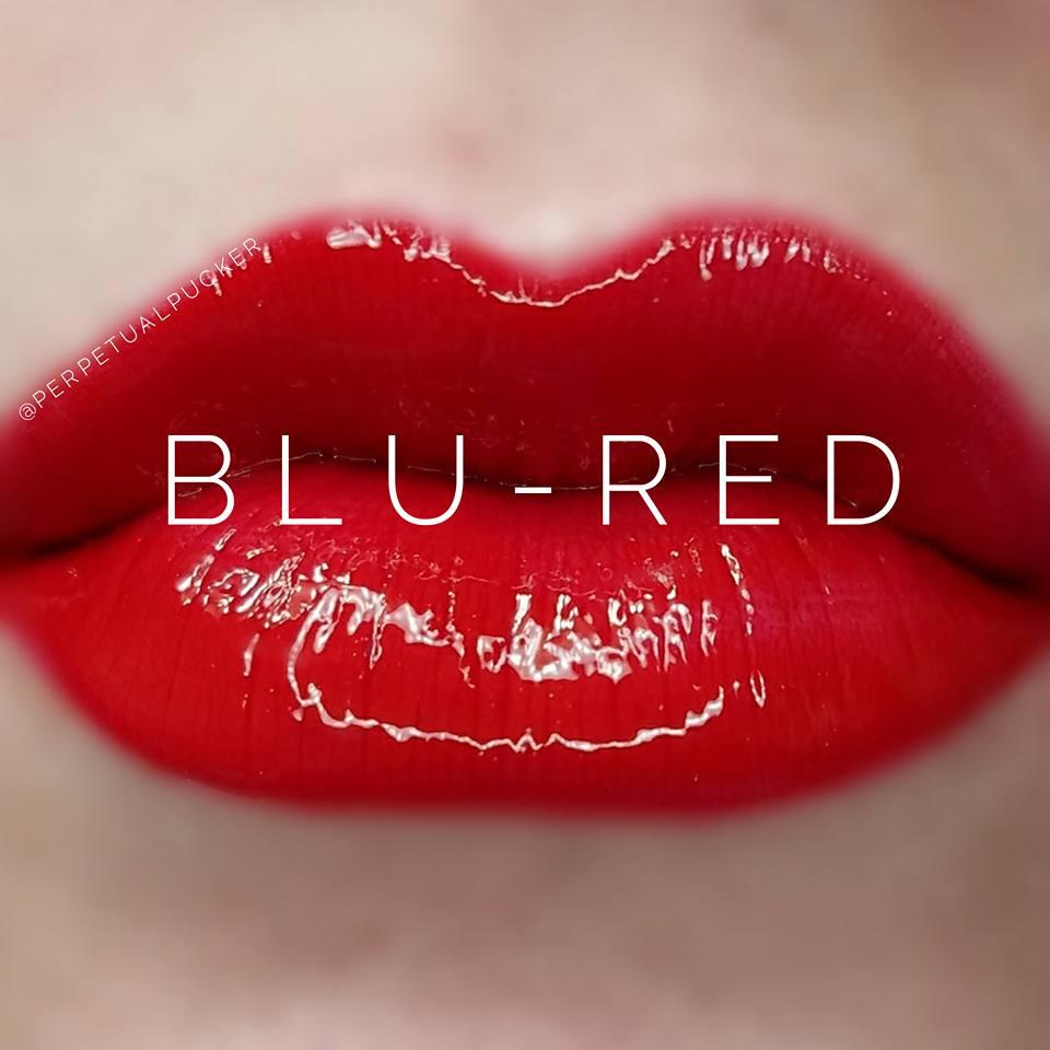 Blu-Red LipSense Glossy