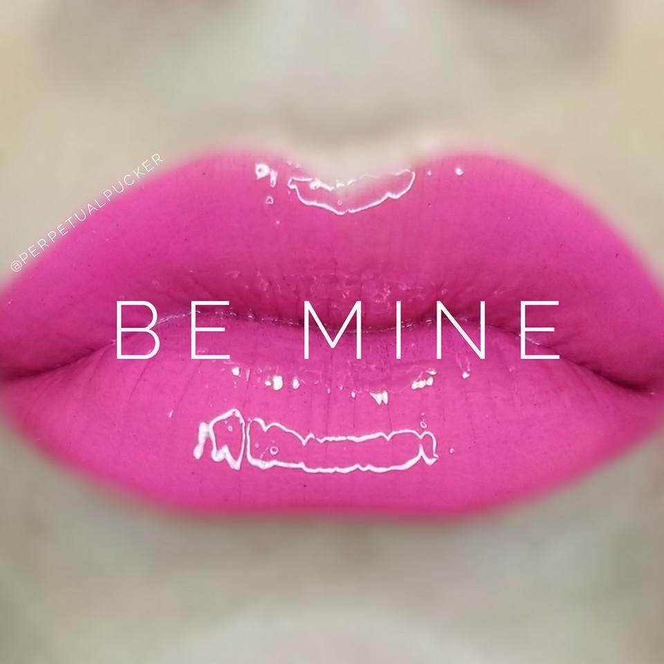 Be Mine LipSense Glossy Gloss