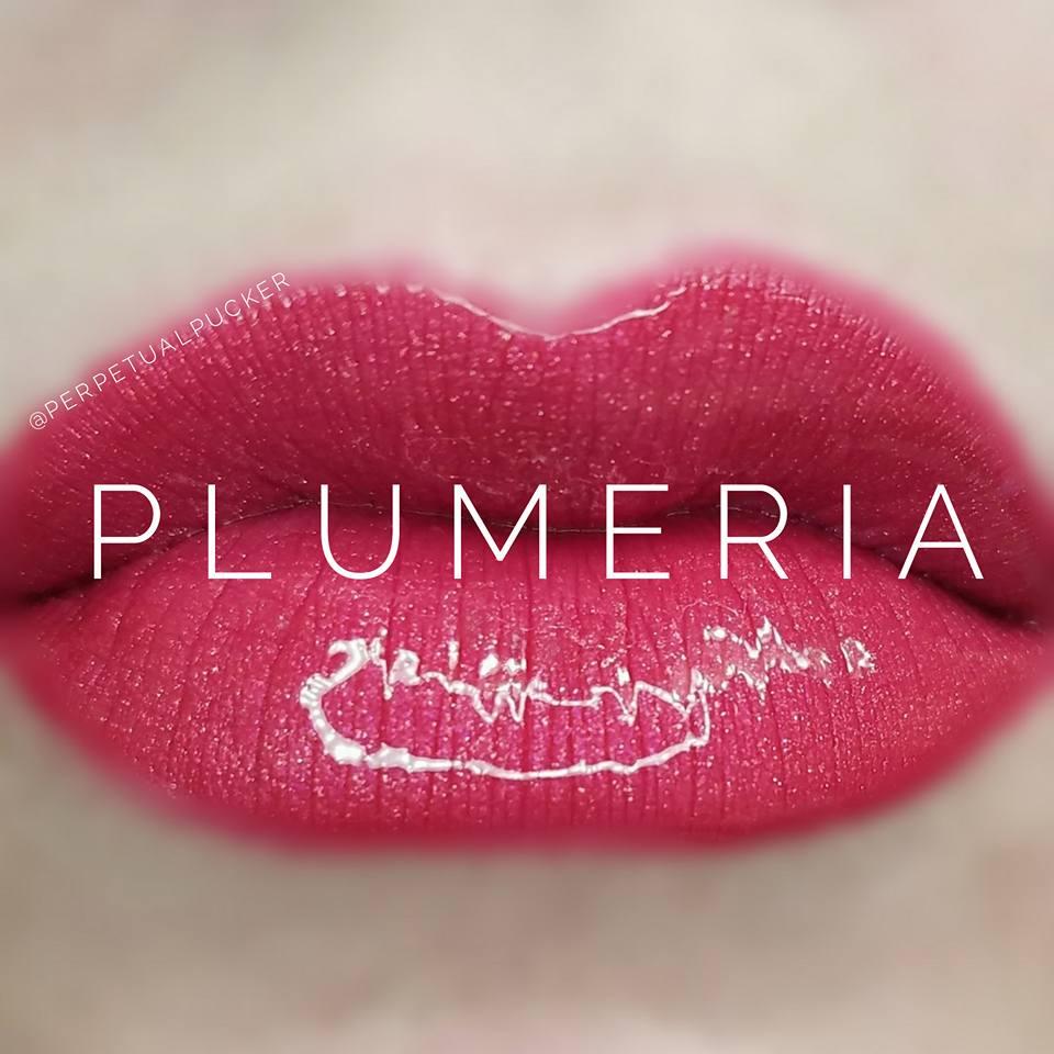 Plumeria LipSense Glossy Gloss