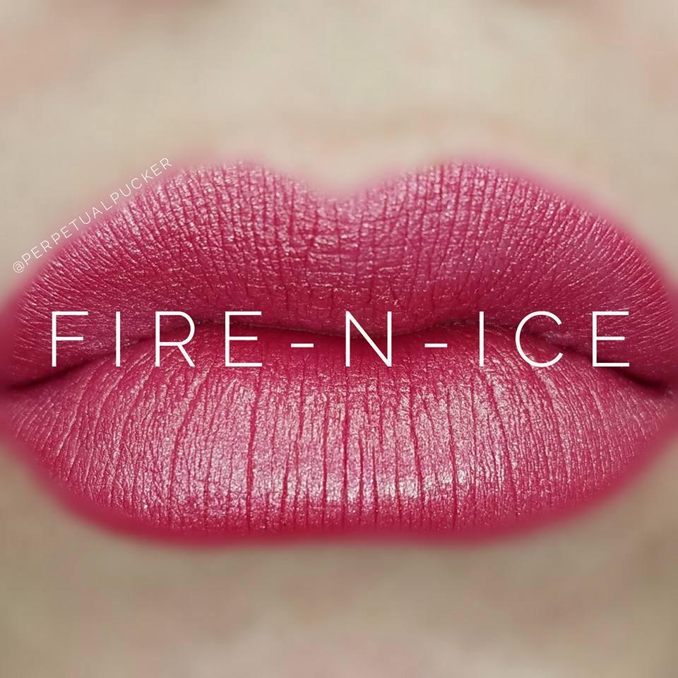 Fire-N-Ice LipSense Matte Gloss