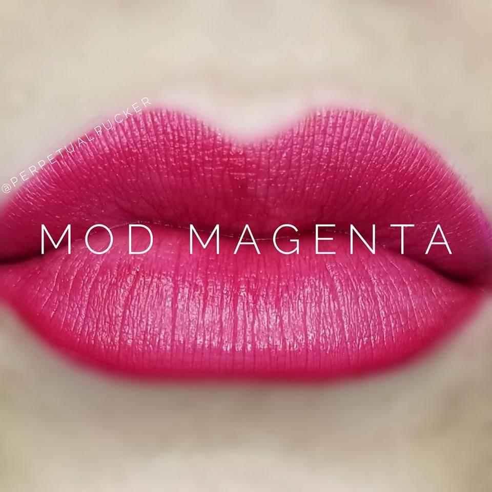 Mod Magenta LipSense Matte Gloss