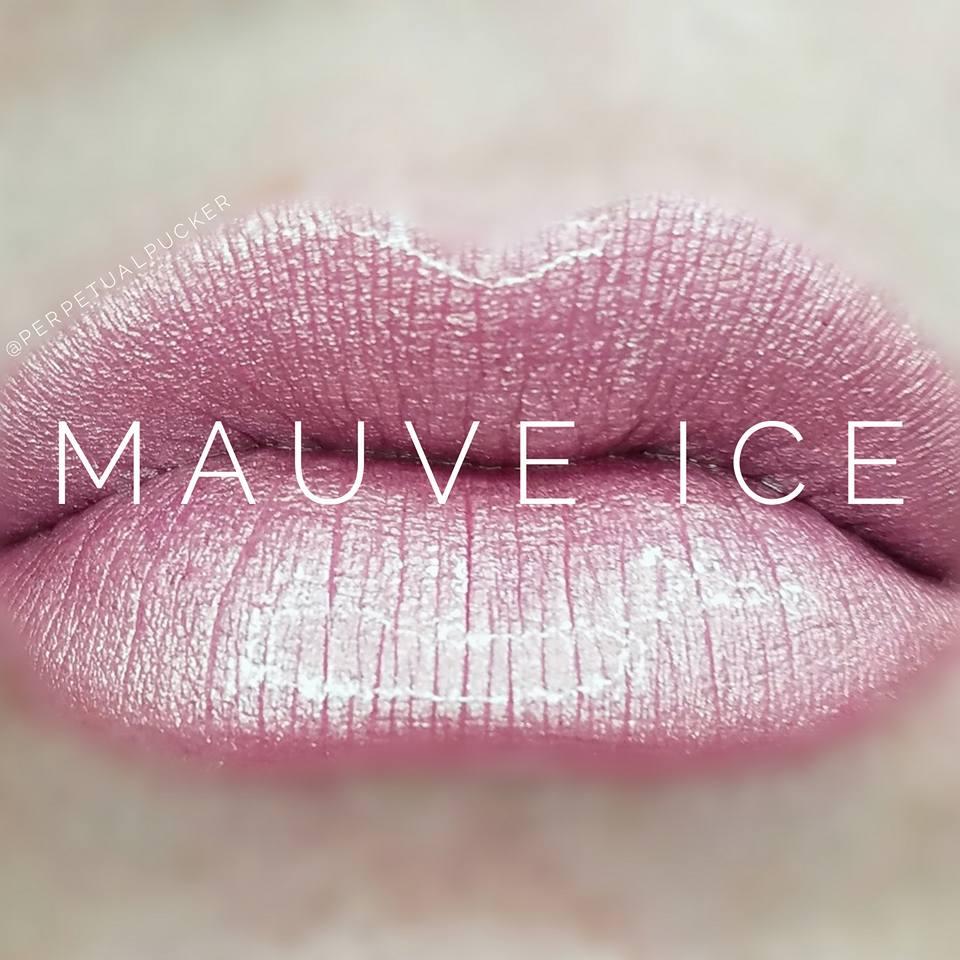 Mauve Ice LipSense Glossy Gloss