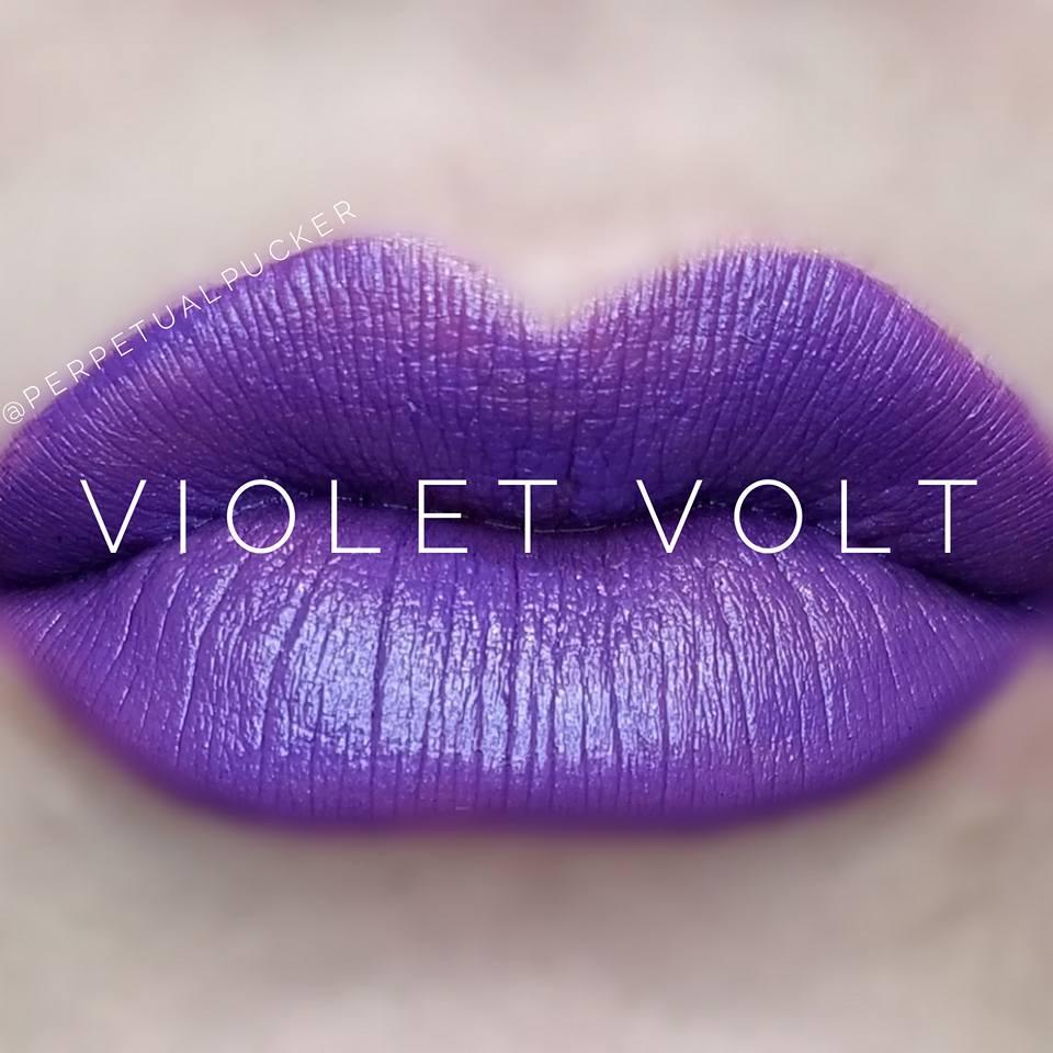 Violet Volt LipSense Matte Gloss