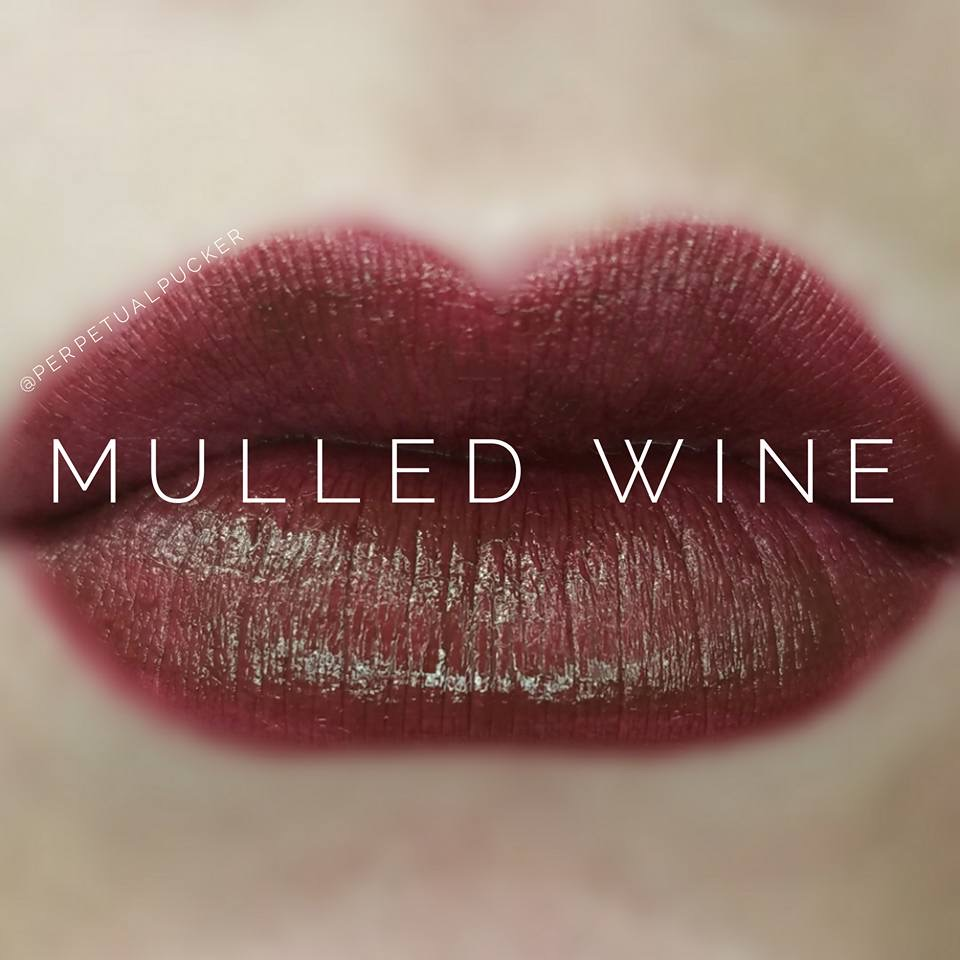 Mulled Wine LipSense Matte Gloss