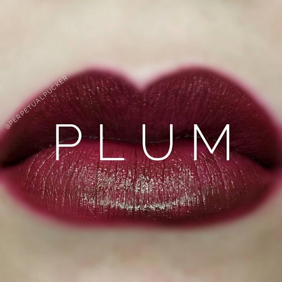 Plum LipSense Matte Gloss
