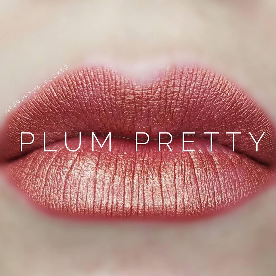 Plum Pretty LipSense Matte Gloss