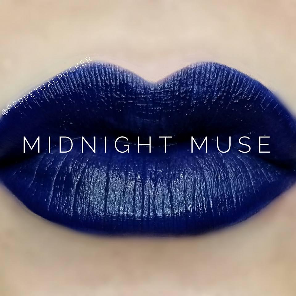 Midnight Muse LipSense Matte Gloss