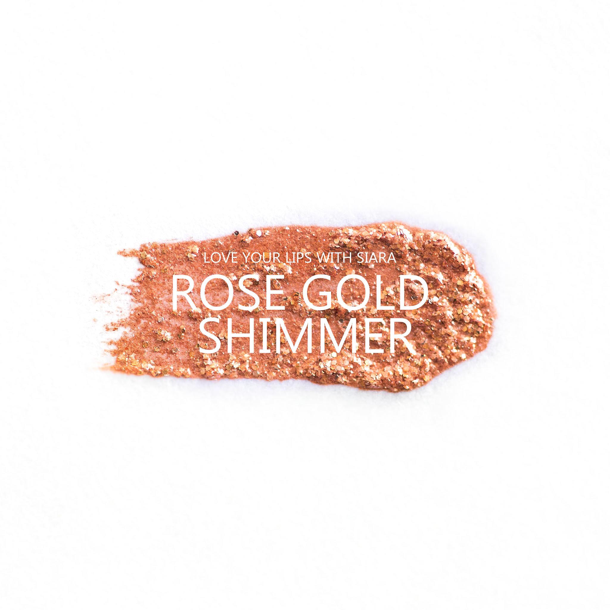 Rose Gold Shimmer ShadowSense