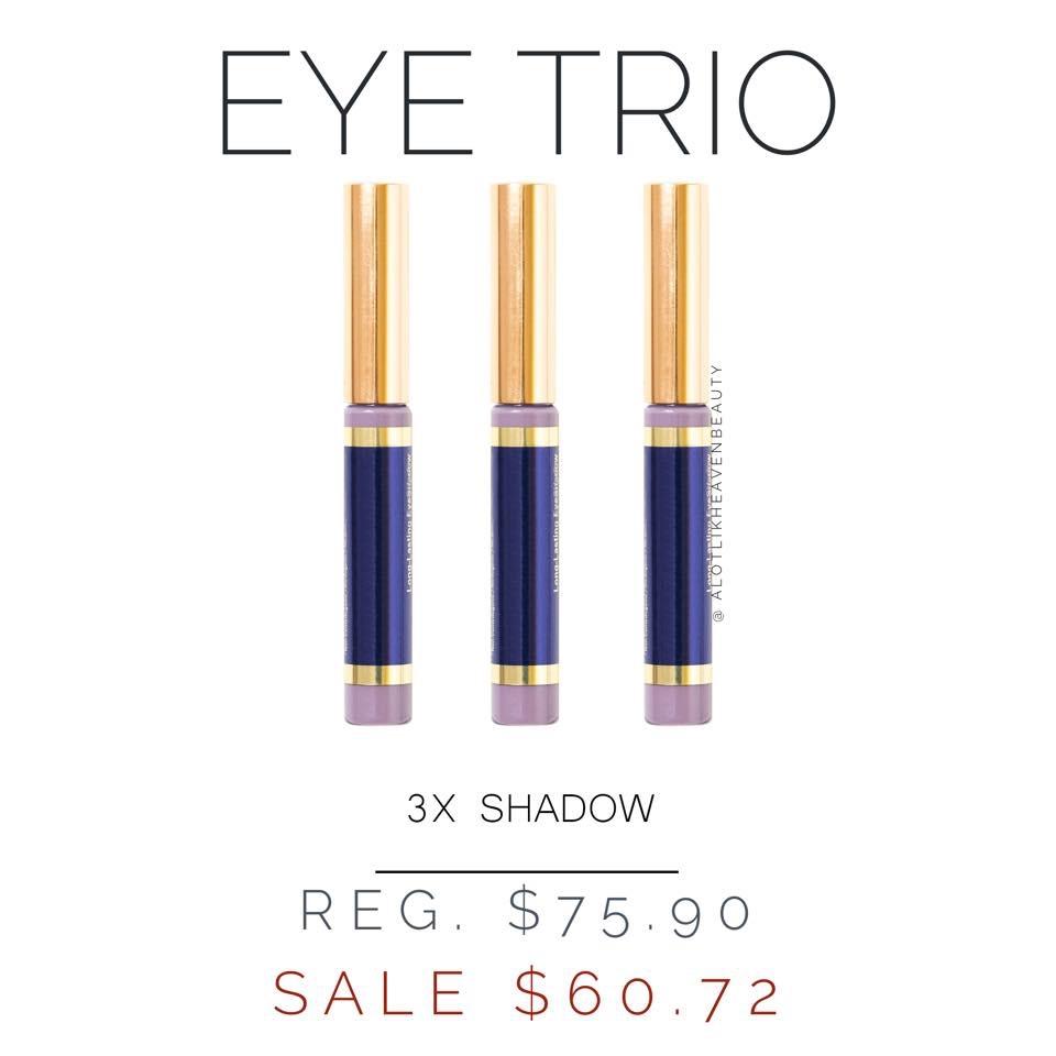 SeneGence ShadowSense Eye Trio Gift Set