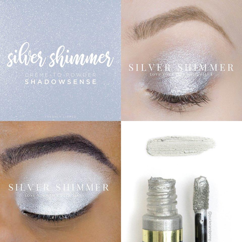 Silver Shimmer ShadowSense