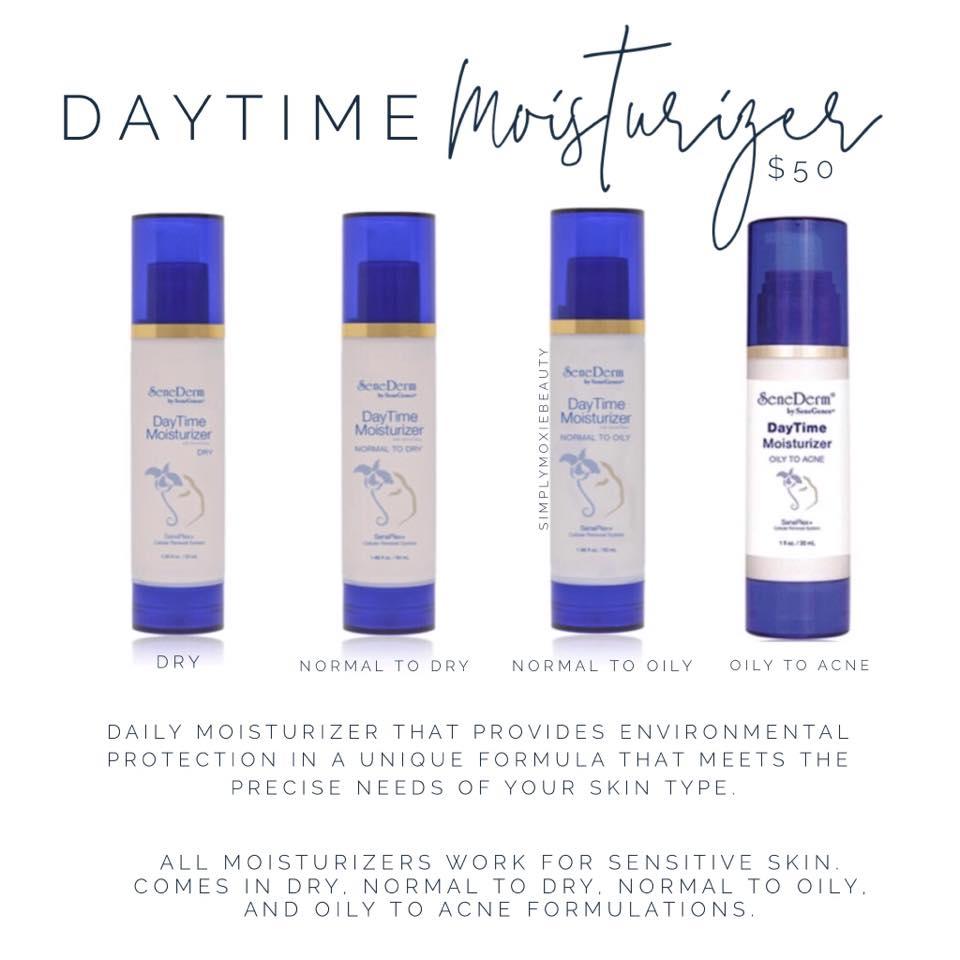 SeneGence DayTime Normal to Dry Moisturizer