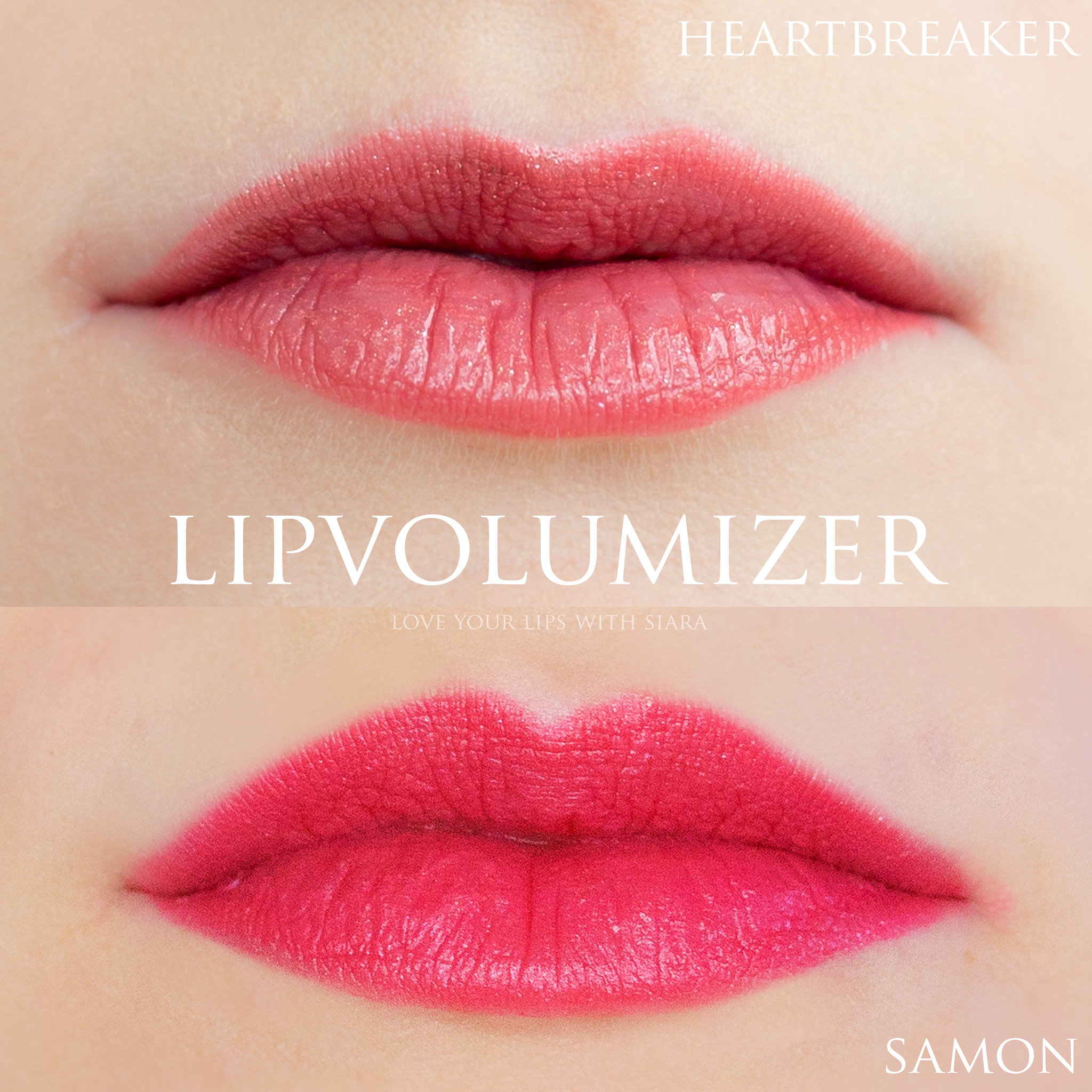 LipVolumizer Before and After