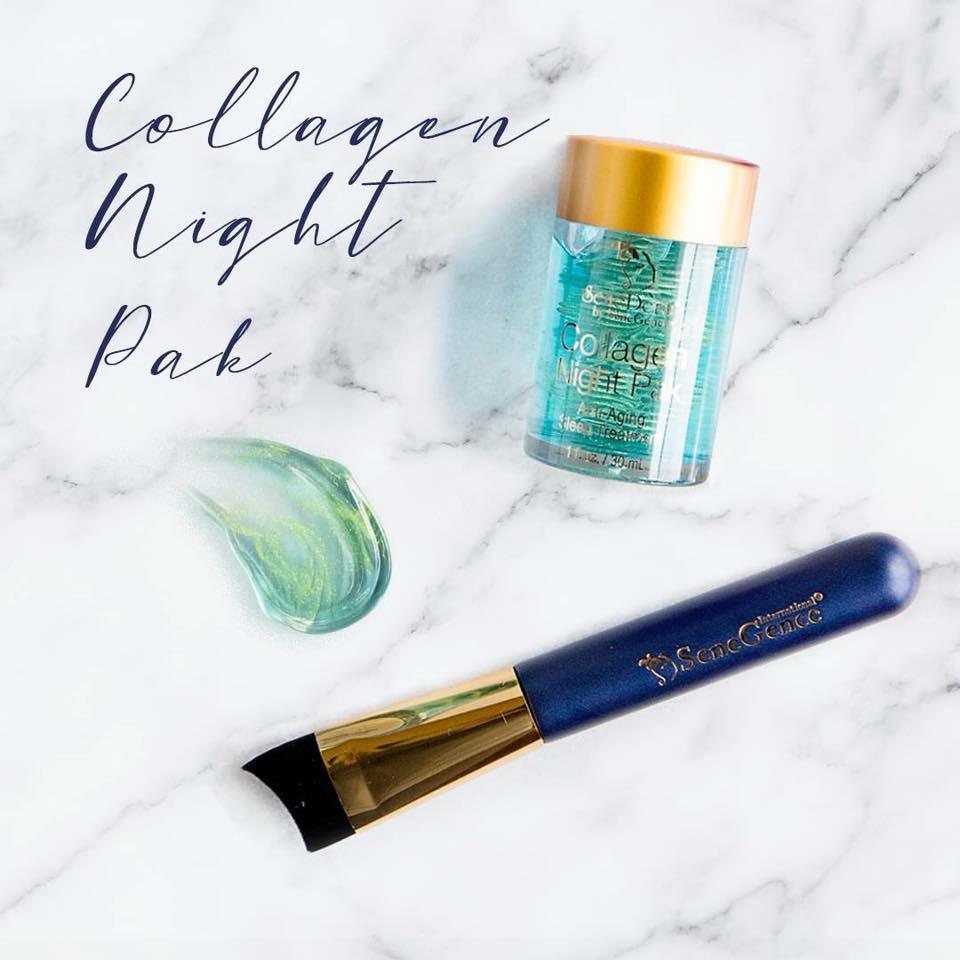 Collagen Night Pak Sleep Treatment