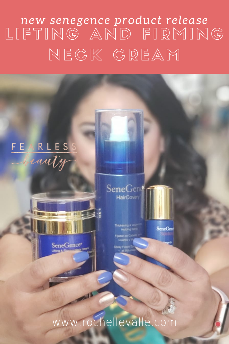 Lifting and Firming Neck Cream