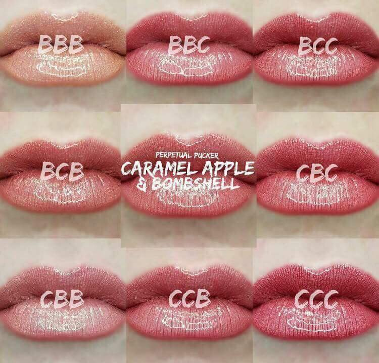 layering 2 lipsense colors bombshell and caramel apple.jpg