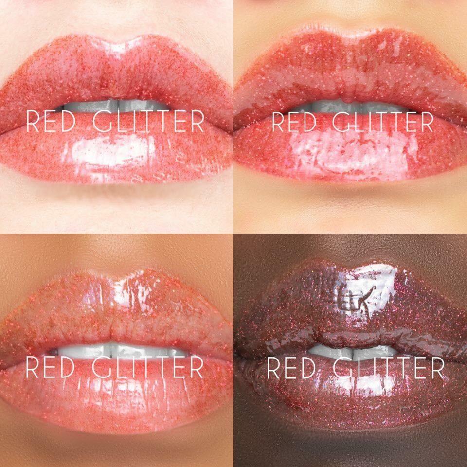 Red Glitter Gloss Wonderland Collection.JPG