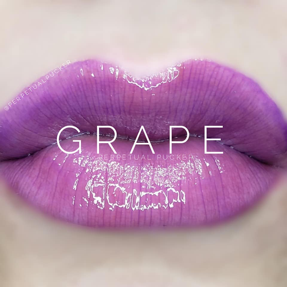 Grape Lipsense Gloss