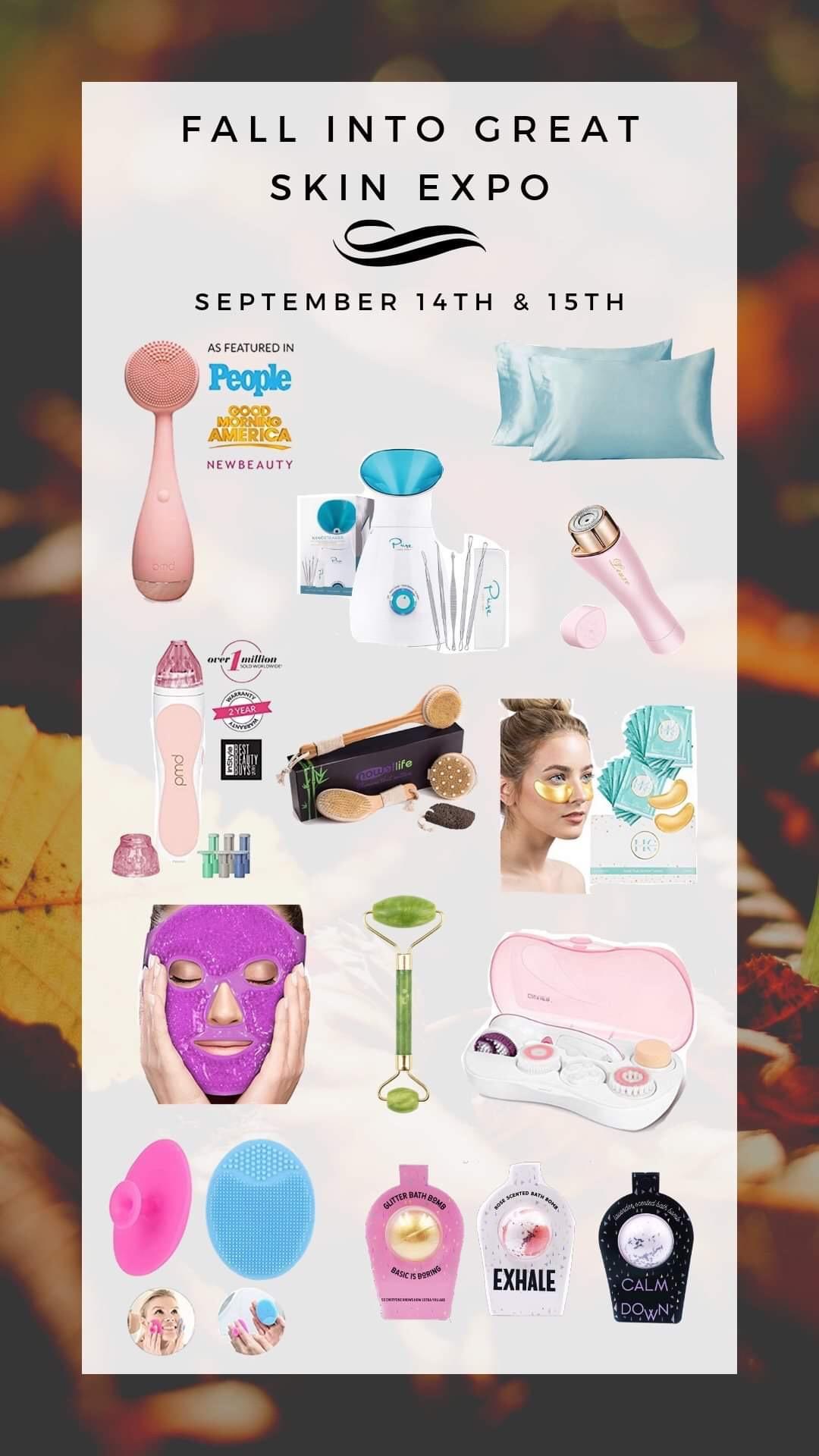 skin care expo prizes.JPG