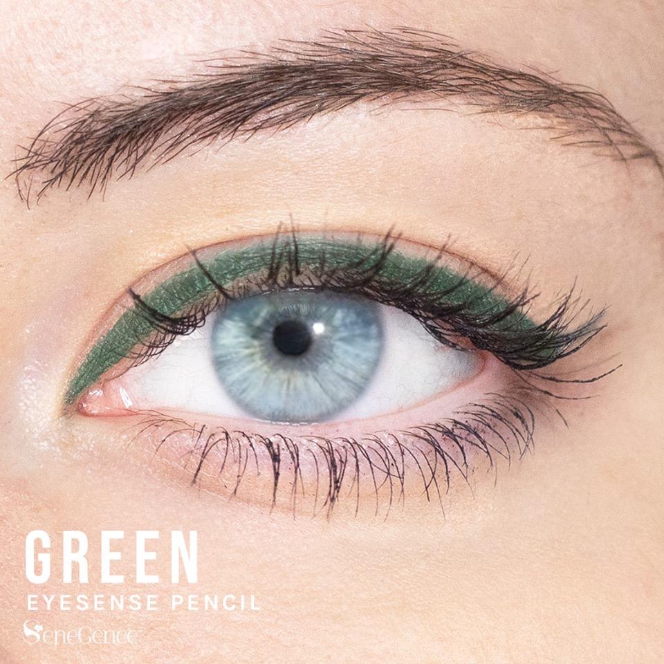 Green EyeSense Liner