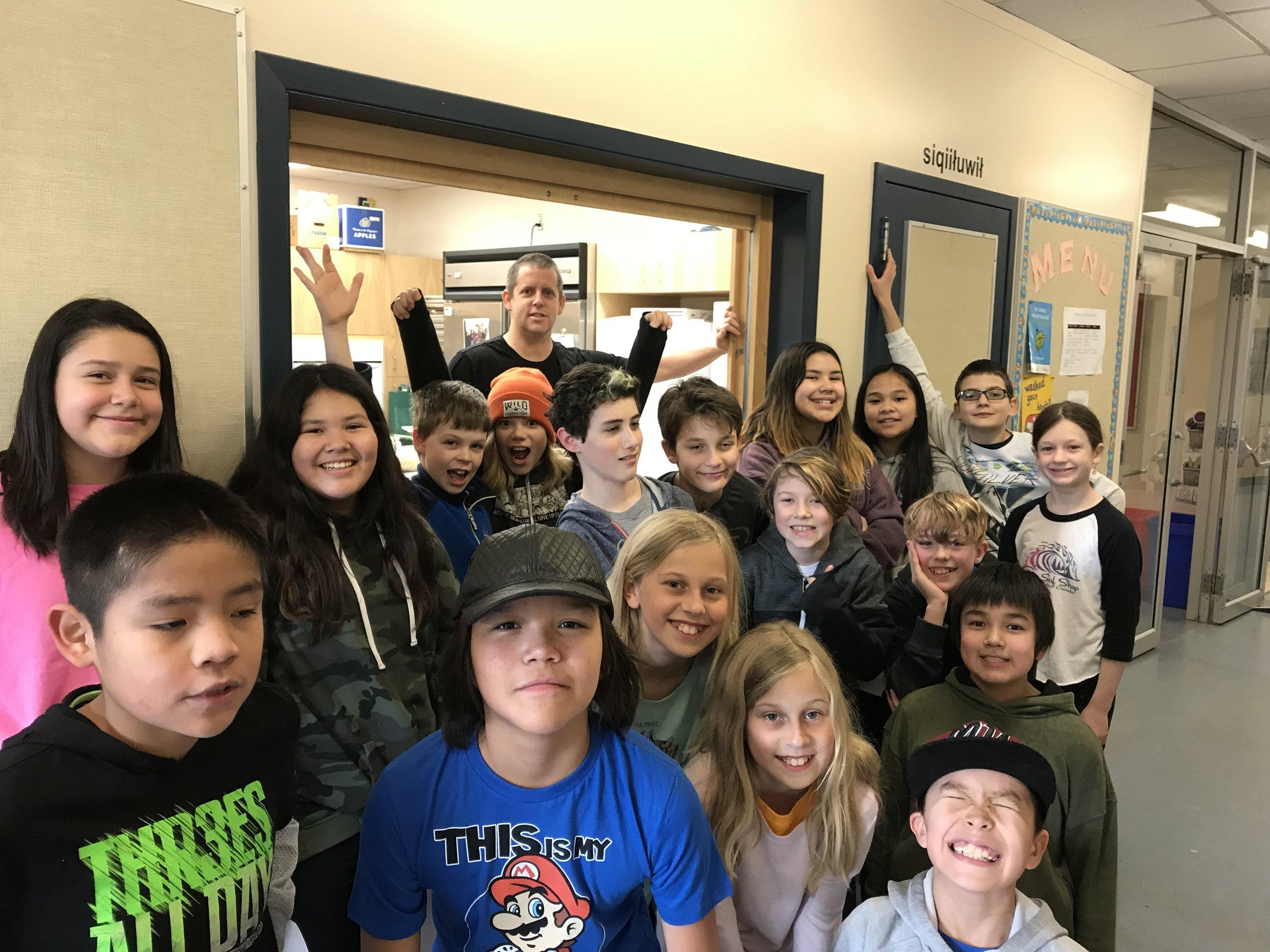 The Wickaninnish Community School