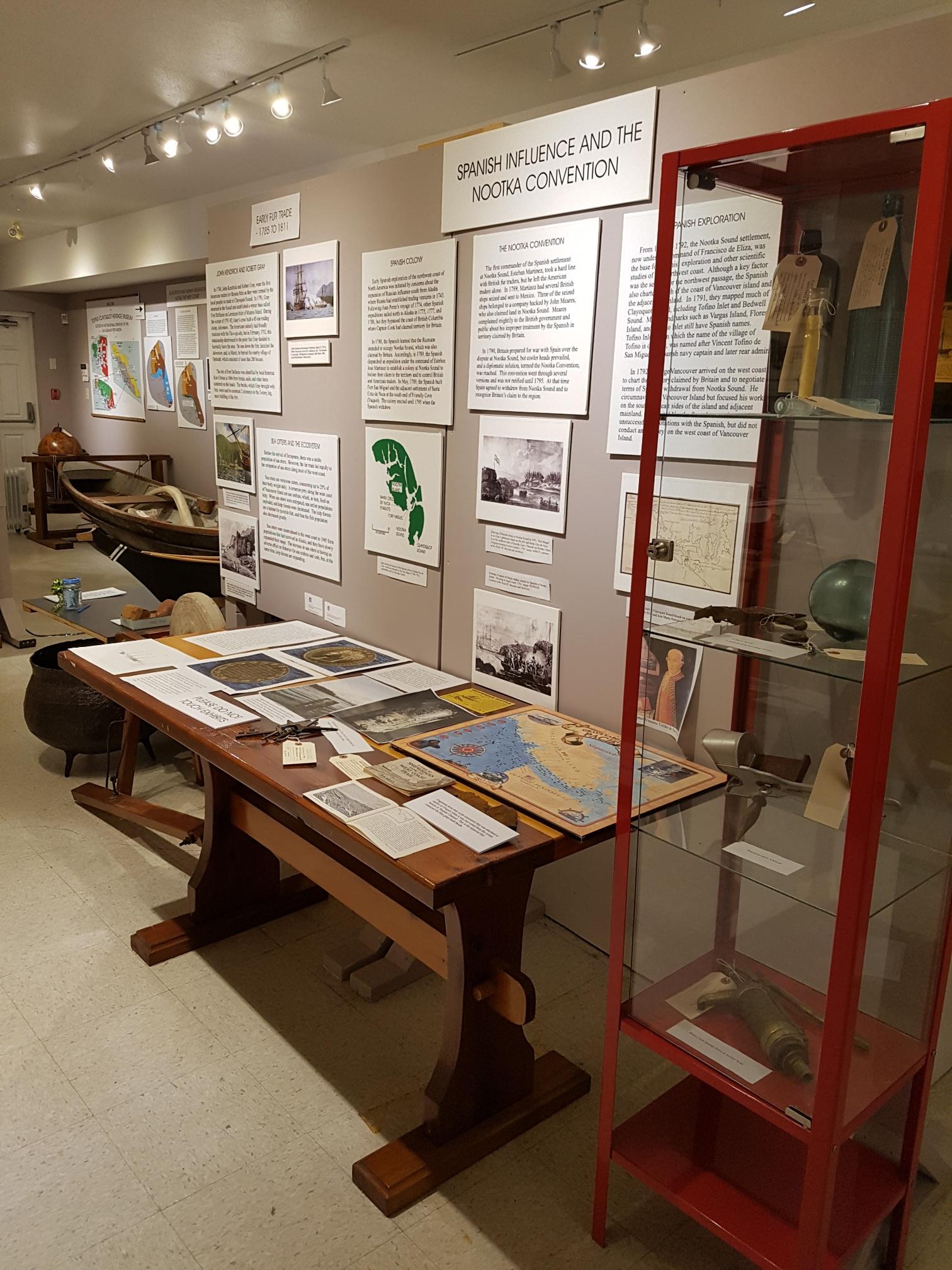 The Tofino-Clayoquot Heritage Society